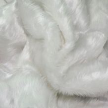 White - Short Pile Fur